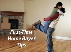 6 Tips for First Time Home Buyers