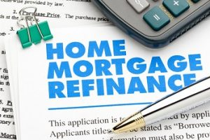 Refinance that Mortgage